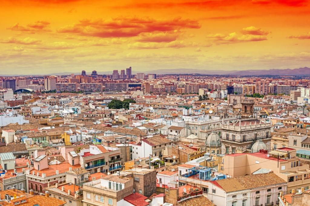 ולנסיה, ספרד