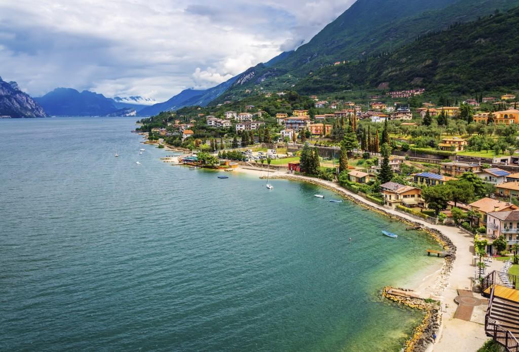 אגם גרדה באיטליה