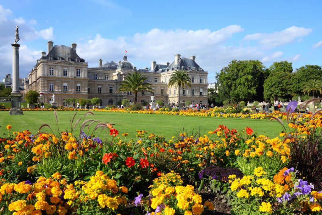 ארמון וגני לוקסמבורג