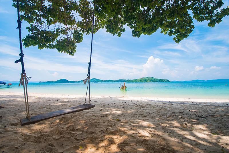 חוף בתאילנד
