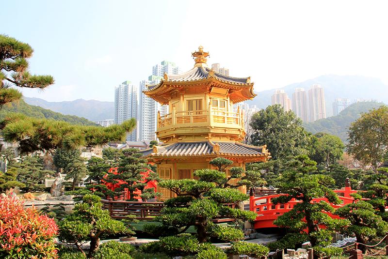 מקדש בהונג קונג