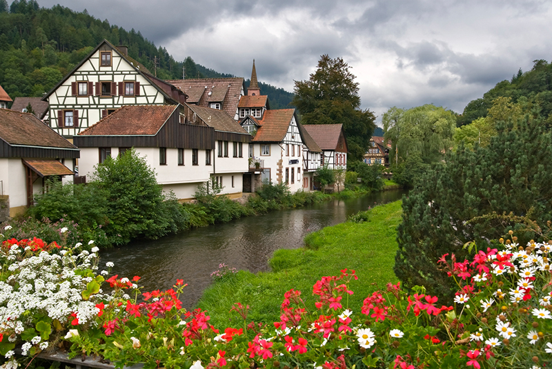 היער השחור בגרמניה- טיול בת מצווה