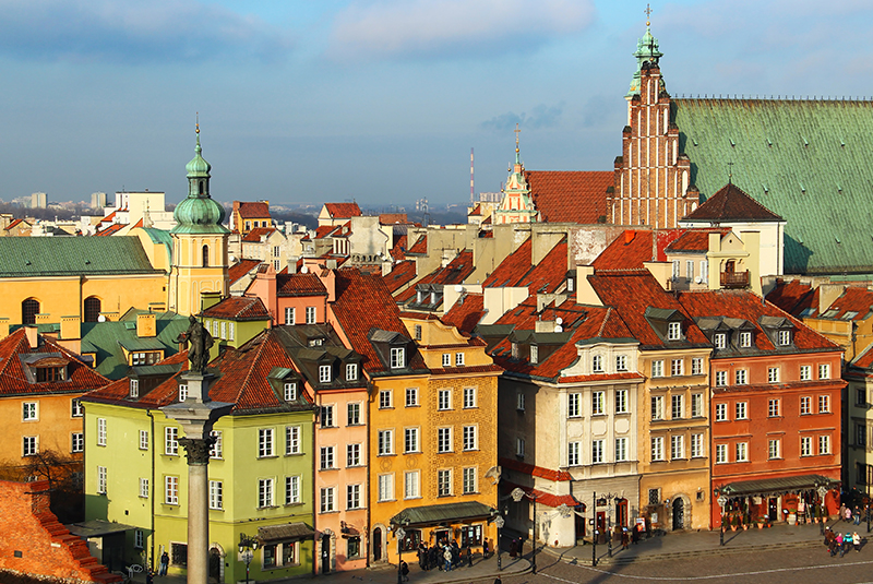 העיר העתיקה בורשה