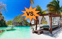 חופי מקסיקו או חופי הפיליפינים